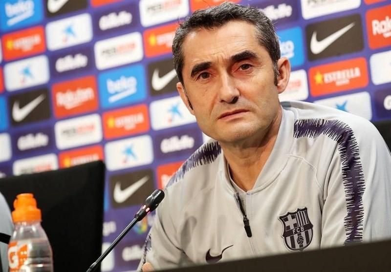 فوتبال جهان| والورده: اتلتیکومادرید تا آخرین نفس با بارسلونا رقابت میکند