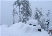 مختلف شہروں میں بارش، برفباری، زمینی رابطے منقطع، شاہراہ قراقرم بند