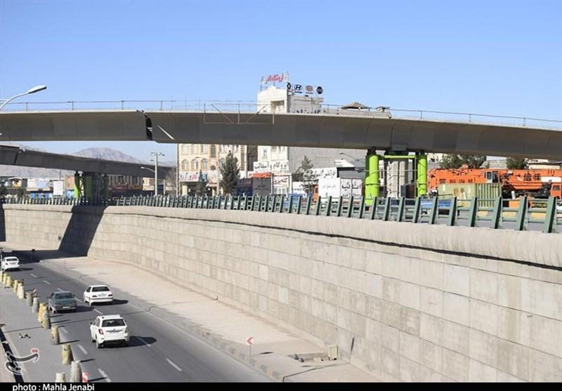 2 تقاطع غیرهمسطح اراک تا پایان خردادماه افتتاح میشود