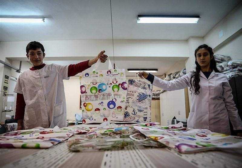 کاهش 75 درصدی مصرف کیسه نایلونی در ترکیه
