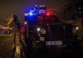 عملیات هزار نفری پلیس مبارزه با مواد مخدر در آنکارا
