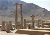 Khorheh Temple: Archaeological Site in Iran