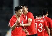 جام ملتهای آسیا| کره جنوبی برد و به صدر جدول رسید؛ چین حریف تایلند شد