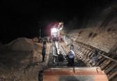 راهآهن تهران -جنوب در محور لرستان مسدود شد