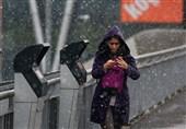 """پیشبینی """"بارش برف و باران"""" در 14 استان"""