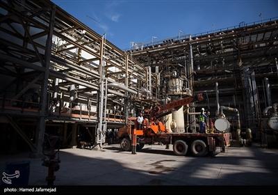 Persian Gulf Star Refinery South of Iran