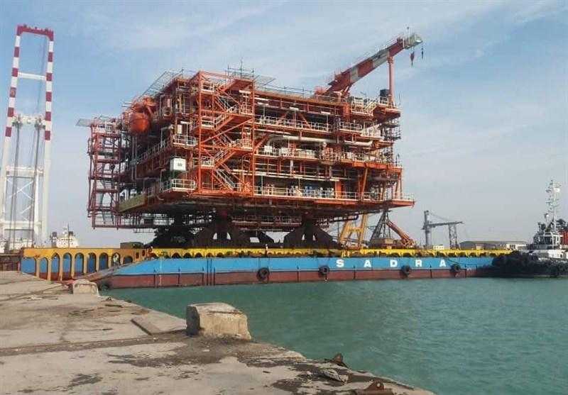 روزانه 25 میلیون متر مکعب گاز فازهای 22 تا 24 پارس جنوبی وارد شبکه میشود+ فیلم