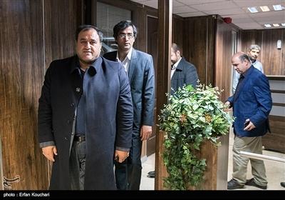 حضور شهردار ارومیه در خبرگزاری تسنیم