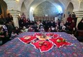 جشنواره کرسینشینی در همدان آغاز شد