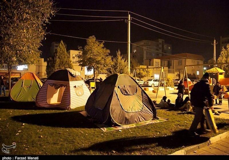 زلزله غرب کشور|کرمانشاه به زودی آرام میشود