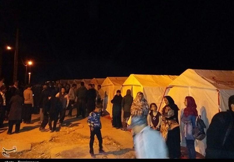 5 تیم اورژانس اجتماعی بهزیستی به مناطق زلزلهزده کرمانشاه اعزام شد