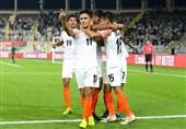 مهاجم تیم ملی فوتبال هند از مسی، پیشی گرفت