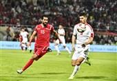 جام ملتهای آسیا| توقف سوریه مقابل فلسطین 10 نفره