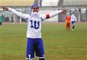 سارا قمی: تیم ملوان یک برند در لیگ برتر فوتبال بانوان بود و باید این نام را زنده نگه داریم