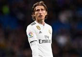 فوتبال جهان| مودریچ: بازیکنان رئال مادرید در اوج نیستند/ ناکامی تیم ما ربطی به شانس و داور ندارد