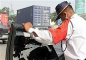 کراچی میں ٹیکس نادہندگان گاڑیوں کے خلاف مہم