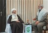 سردار نقدی در قم: هجمههای دشمنان علیه انقلاب اسلامی بسیار شدید است