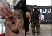 جلوگیری داعش از واکسینه شدن 27 هزار کودک در شرق افغانستان