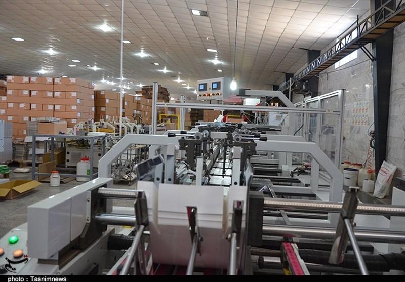 فعالیت واحدهای تولیدی در منطقه ویژه اقتصادی بوشهر به روایت تصویر