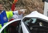 8 سرنشین پراید در تصادف محور جغتای خراسان رضوی کشته شدند