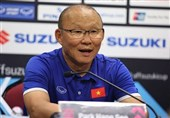 Park Hang-seo Optimistic over Vietnam's Asian Cup Chance