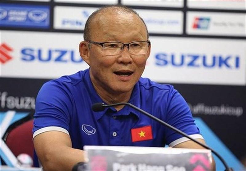 Park Hang-seo Optimistic over Vietnam's Asian Cup Chance