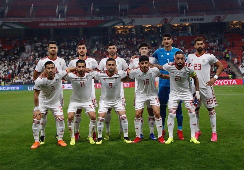 اعلام ترکیب تیم ملی فوتبال ایران برای دیدار مقابل عمان