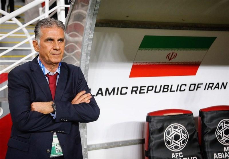 کیروش از ایران رفت