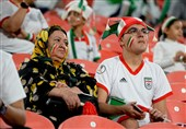 گزارش خبرنگار اعزامی تسنیم از امارات  بیقراری تماشاگران ایرانی و خوشحالی ویتنامیها که زودگذر بود