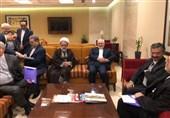 ظریف: ایران تأمین کننده مطمئن نفت هند باقی میماند+فیلم