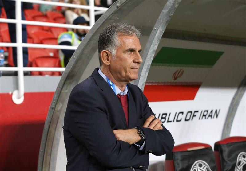کیروش: جام ملتهای واقعی بعد از بازی با عراق شروع میشود/ در دبی گم شدیم!