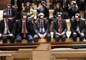 کنایه ظریف به ترامپ با عکس عینک واقعیت مجازی