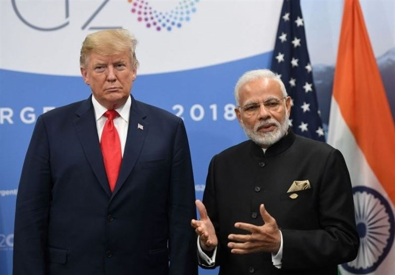 Trump Says US Keen to Boost Defense Equipment Sales to India