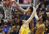 لیگ NBA| پیروزی لیکرز در دالاس/ راکتس از سد ناگتس گذشت