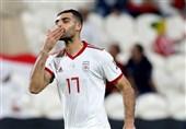 طارمی بالاتر از سردار آزمون بهترین بازیکن روز سوم جام ملتها شد + عکس