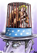 دیدگاه؛ زندان زنان در دموکراسی آمریکایی خالی نمیماند