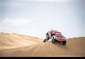 رالی داکار| برتری لوب در بخش اتومبیل/ کاماز بدون رقیب در میان کامیونها