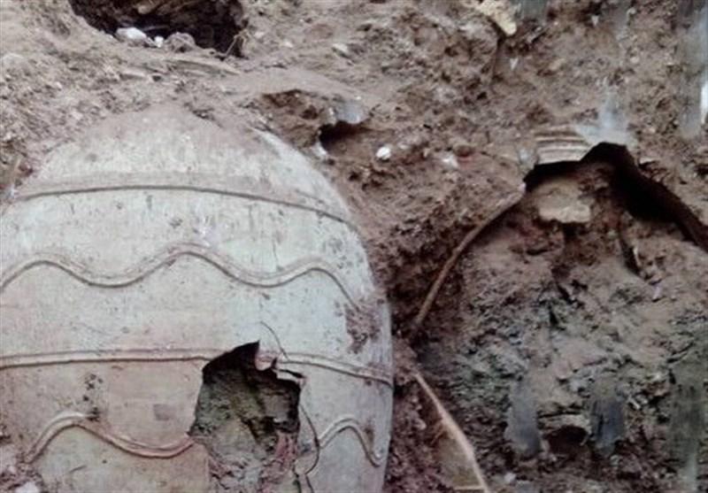 تهران| آثار کشف شده محدوده تاریخی جدید «ری» وجاهت تاریخی ندارد