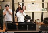 بازداشت سارق و مالخر لپتاپ
