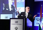 Zarif Hails India for Standing with Iran in Hard Times
