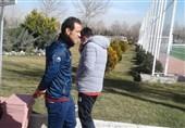 خوشوبش کریمی و منصوریان در زمین تمرین ذوبآهن