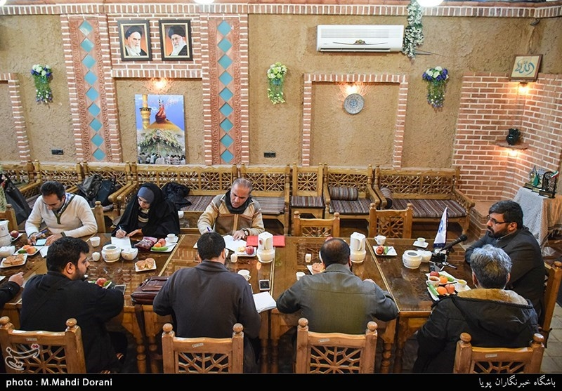 نشست خبری چهارمین جشنواره رسانه ای ابوذر