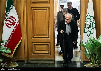 سیدکمالالدین نیکروش در پایان نشست مشترک شهرداران تهران در دوره انقلاب