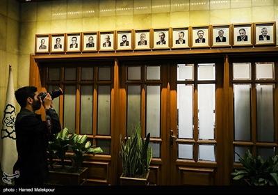 عکس شهرداران تهران در دوره انقلاب