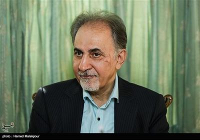 محمدعلی نجفی در نشست مشترک شهرداران تهران در دوره انقلاب