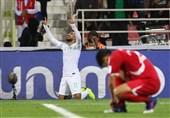 برتري،مدافع،E،گل،ديدار،لبنان،قطر