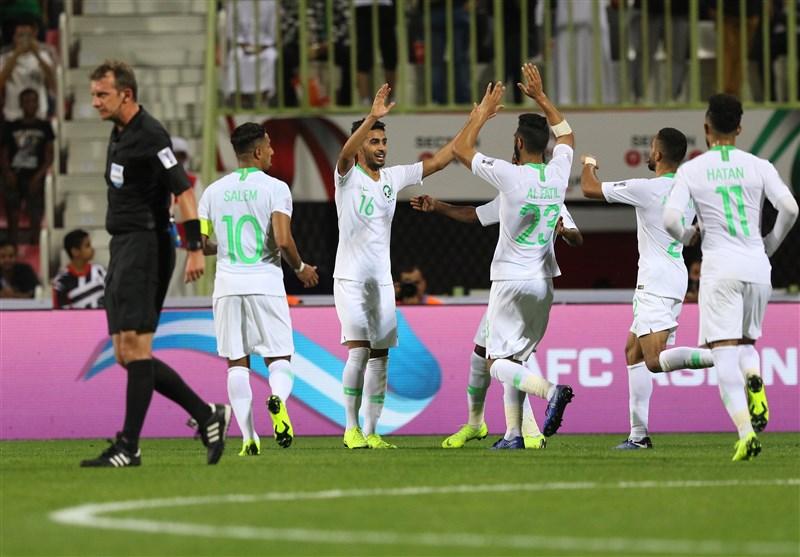 تیم ملی عربستان بدون انجام مسابقه تدارکاتی وارد مرحله دوم انتخابی جام جهانی میشود