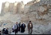 سفر یکروزه نماینده ولیفقیه در استان کرمان به منوجان به روایت تصویر
