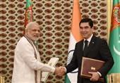 آمادگی ترکمنستان برای مذاکره با هند در نشست سمرقند