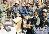 شب خاطره عملیات کربلای 5 در گلزار شهدای رشت برگزار شد